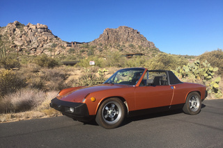 914 /4 1.8 63kW-version - Main exterior photo