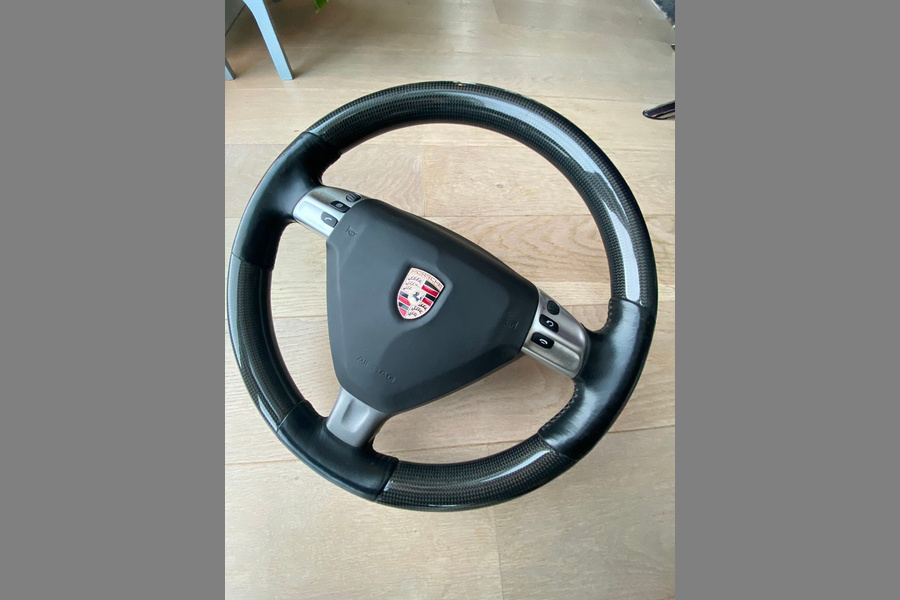 997.1 Carbon steering wheel  - #2