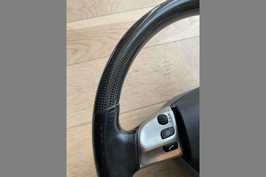 997.1 Carbon steering wheel  - #3
