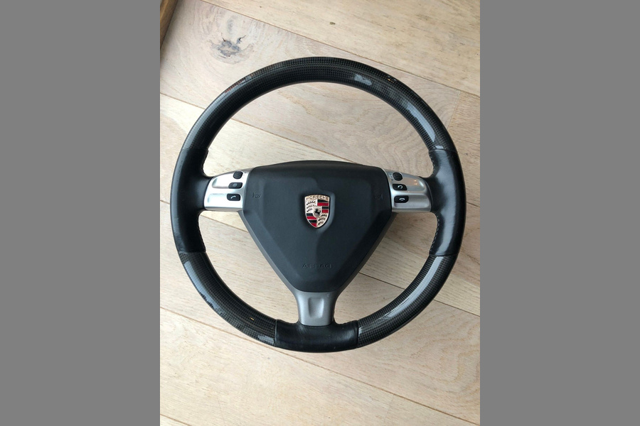 997.1 Carbon steering wheel  - #1