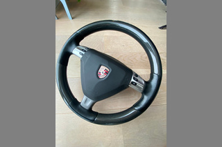 997.1 Carbon steering wheel  - Secondary photo