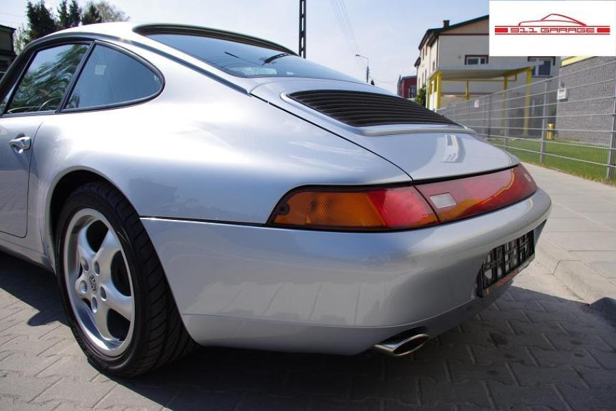 Porsche 911 993 Carrera Coupé 3.6 200kW-version, 1994 - #11