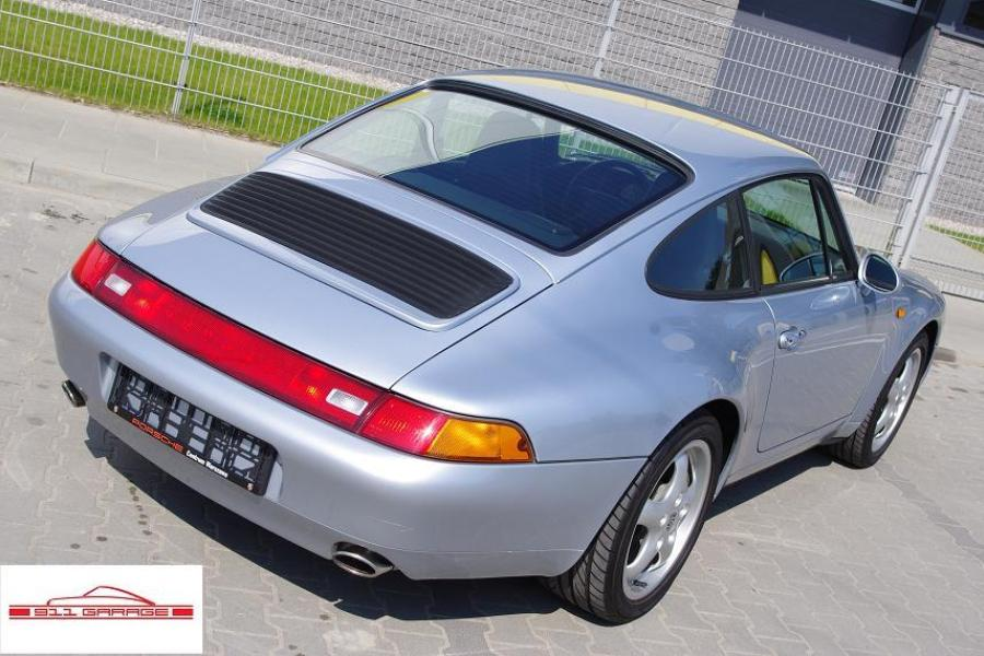 Porsche 911 993 Carrera Coupé 3.6 200kW-version, 1994 - #16