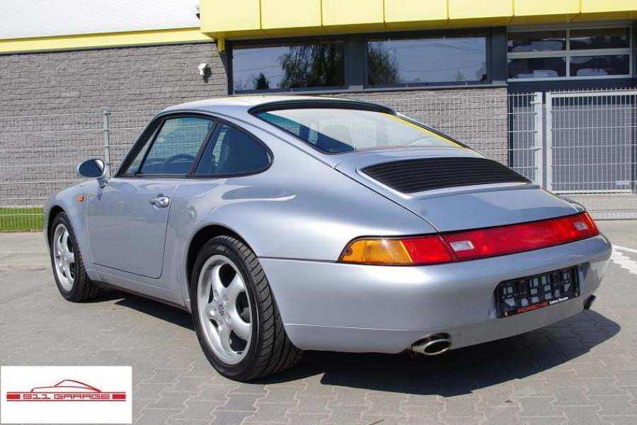 Porsche 911 993 Carrera Coupé 3.6 200kW-version, 1994 - #13