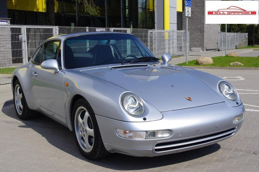 Porsche 911 993 Carrera Coupé 3.6 200kW-version, 1994 - #22