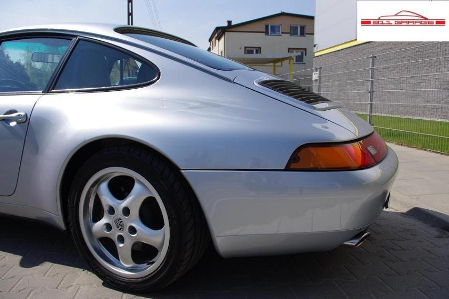 Porsche 911 993 Carrera Coupé 3.6 200kW-version, 1994 - #10