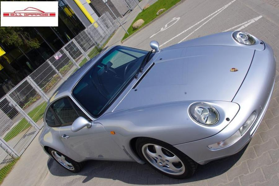 Porsche 911 993 Carrera Coupé 3.6 200kW-version, 1994 - #19