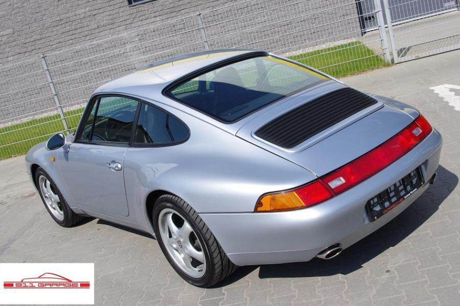 Porsche 911 993 Carrera Coupé 3.6 200kW-version, 1994 - #12