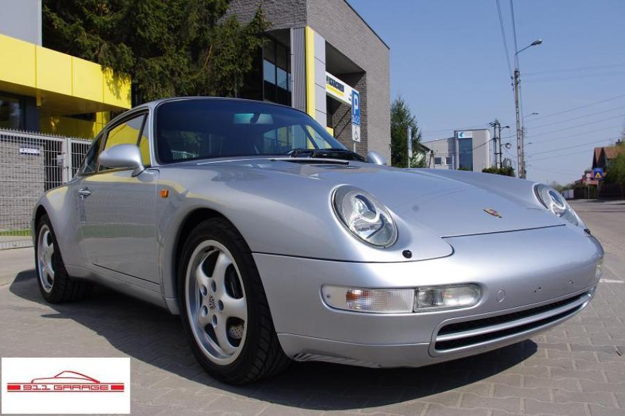 Porsche 911 993 Carrera Coupé 3.6 200kW-version, 1994 - #21