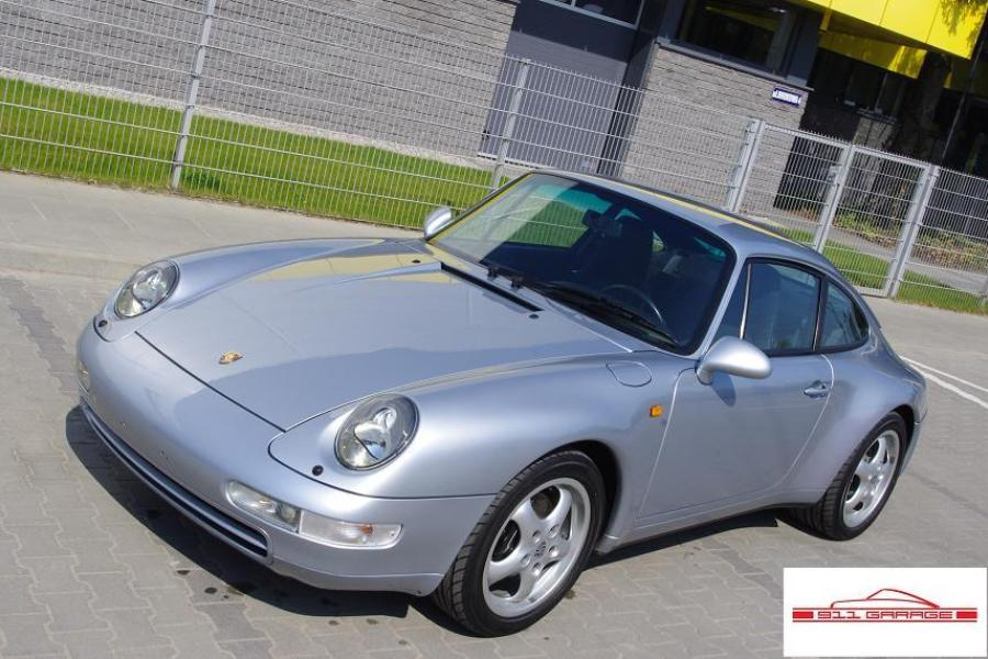 Porsche 911 993 Carrera Coupé 3.6 200kW-version, 1994 - #8