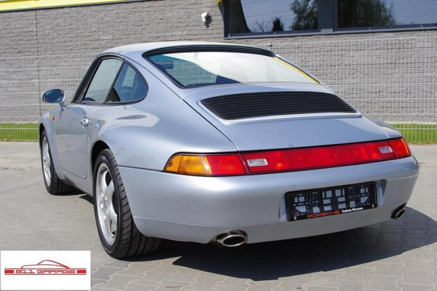 Porsche 911 993 Carrera Coupé 3.6 200kW-version, 1994 - #14