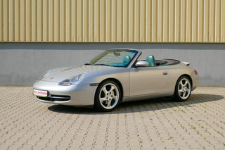 911 996 Carrera 4 Coupé 3.4 - Main exterior photo