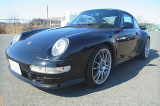 911 993 Carrera S 3.6 - Main exterior photo