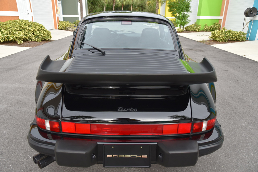 Porsche 911 G-model Turbo 3.3 Coupé 243kW-version, 1987 - #8