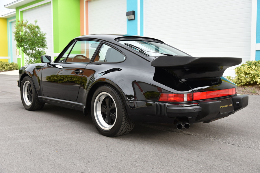 Porsche 911 G-model Turbo 3.3 Coupé 243kW-version, 1987 - #6