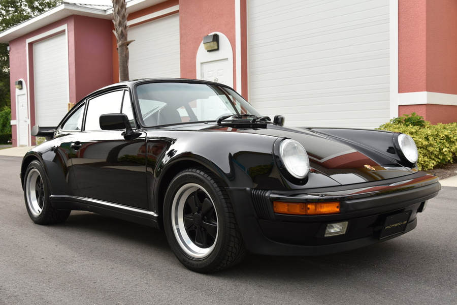 Porsche 911 G-model Turbo 3.3 Coupé 243kW-version, 1987 - #14