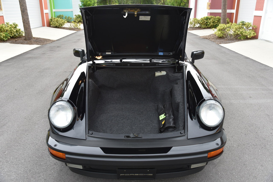 Porsche 911 G-model Turbo 3.3 Coupé 243kW-version, 1987 - #17