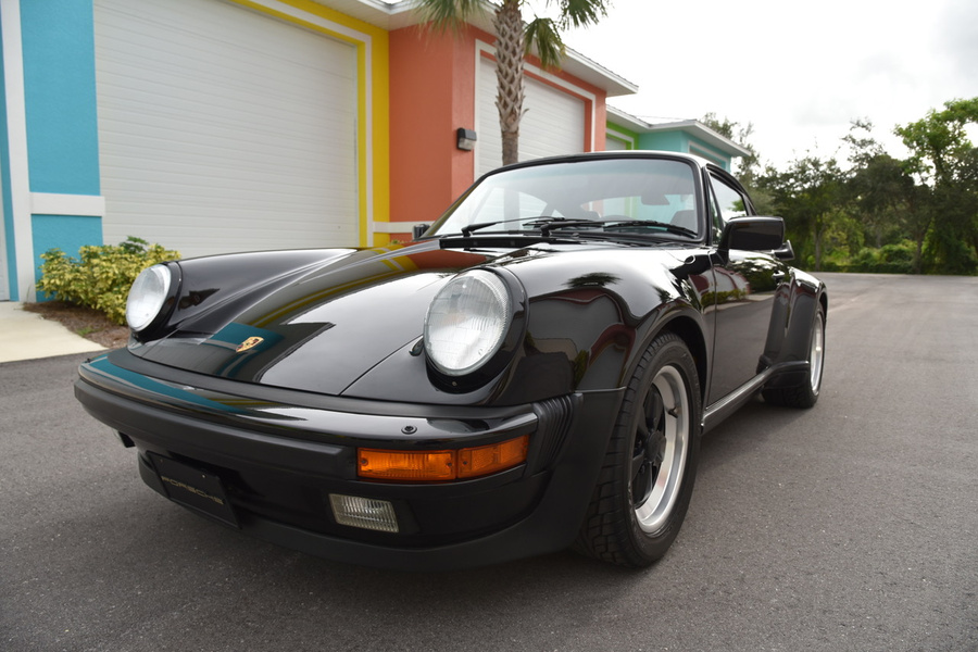Porsche 911 G-model Turbo 3.3 Coupé 243kW-version, 1987 - #20