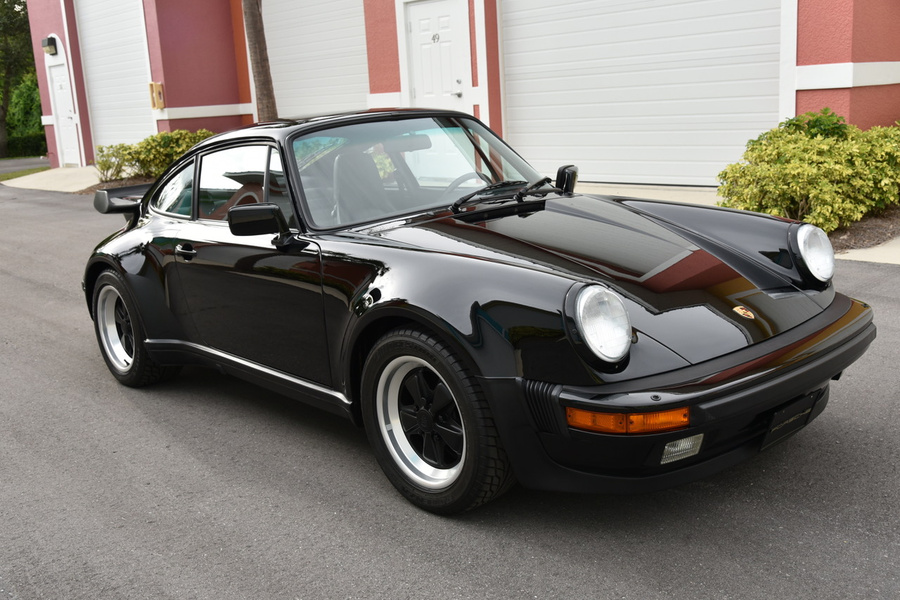 Porsche 911 G-model Turbo 3.3 Coupé 243kW-version, 1987 - #15