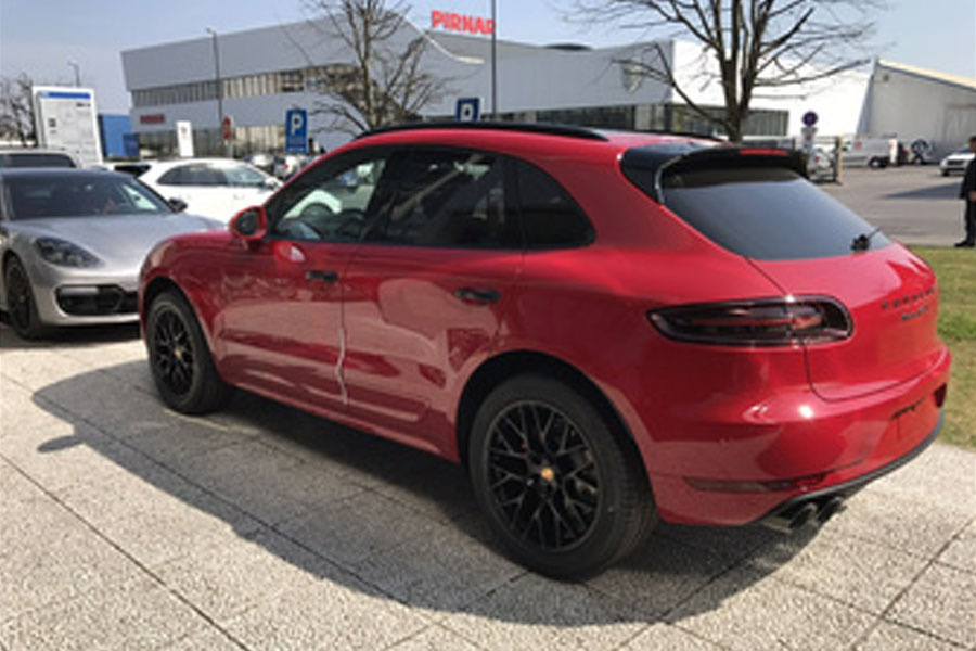 Macan GTS sports exhaust system  - #2