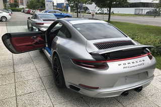 991.2 GTS sports exhaust system  - Secondary photo