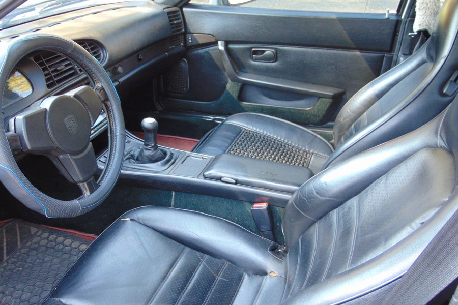 Porsche 944 2.5 110kW-version, 1986 - #2