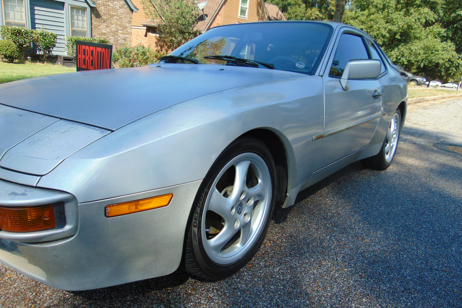 Porsche 944 2.5 110kW-version, 1986 - #1