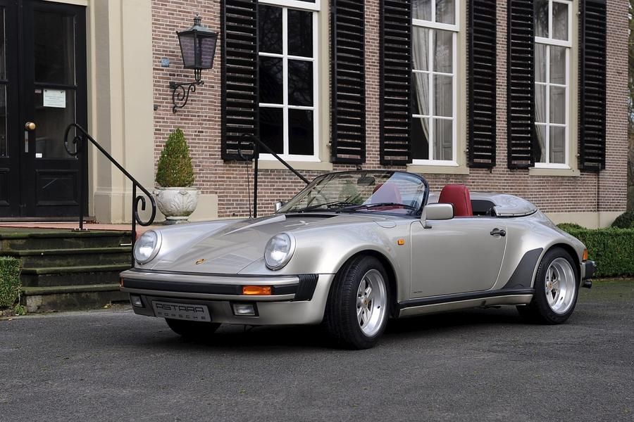 Porsche 911 G-model Speedster Turbo-look 160kW-version, 1989 - #1