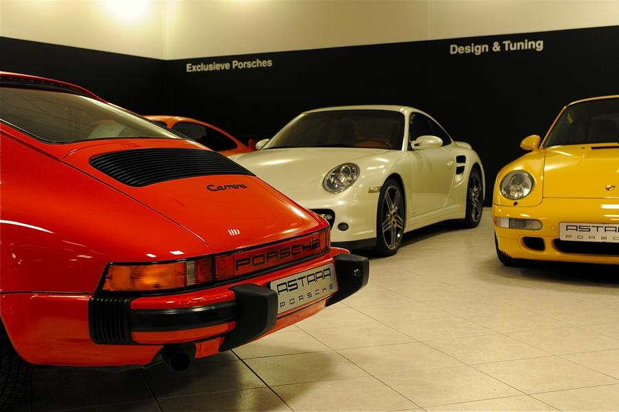 Porsche 911 G-model Carrera 3.2 Coupé 152kW-version, 1984 - #22