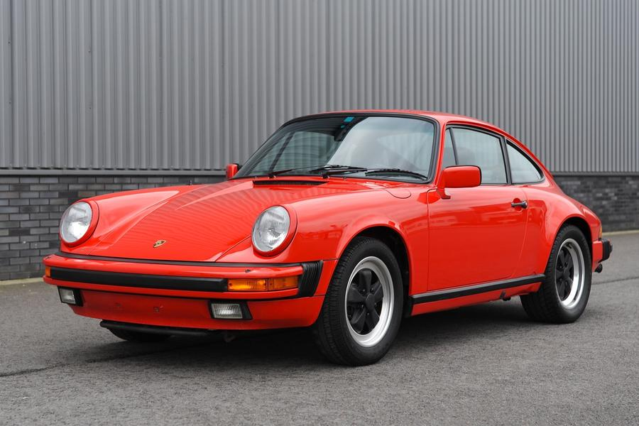 Porsche 911 G-model Carrera 3.2 Coupé 152kW-version, 1984 - #1