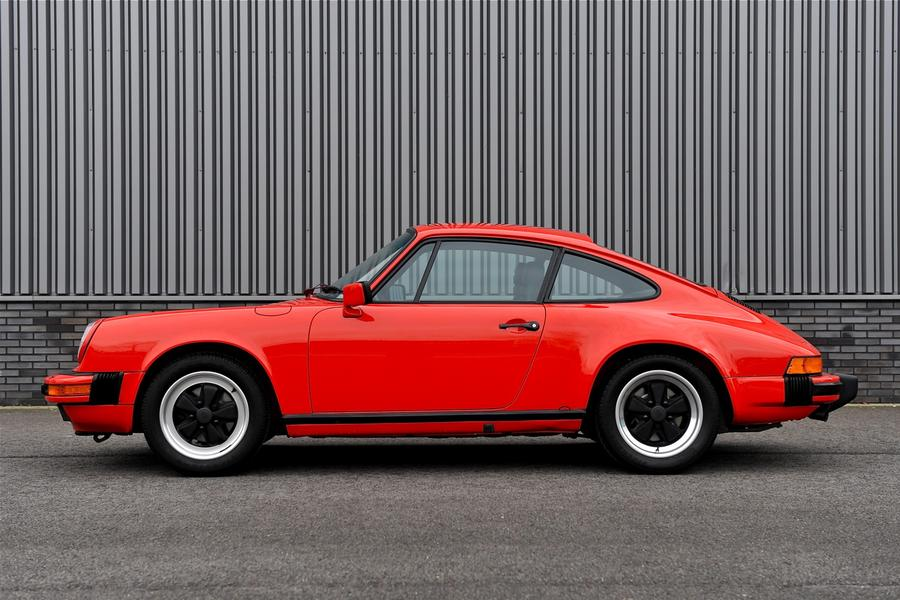 Porsche 911 G-model Carrera 3.2 Coupé 152kW-version, 1984 - #27