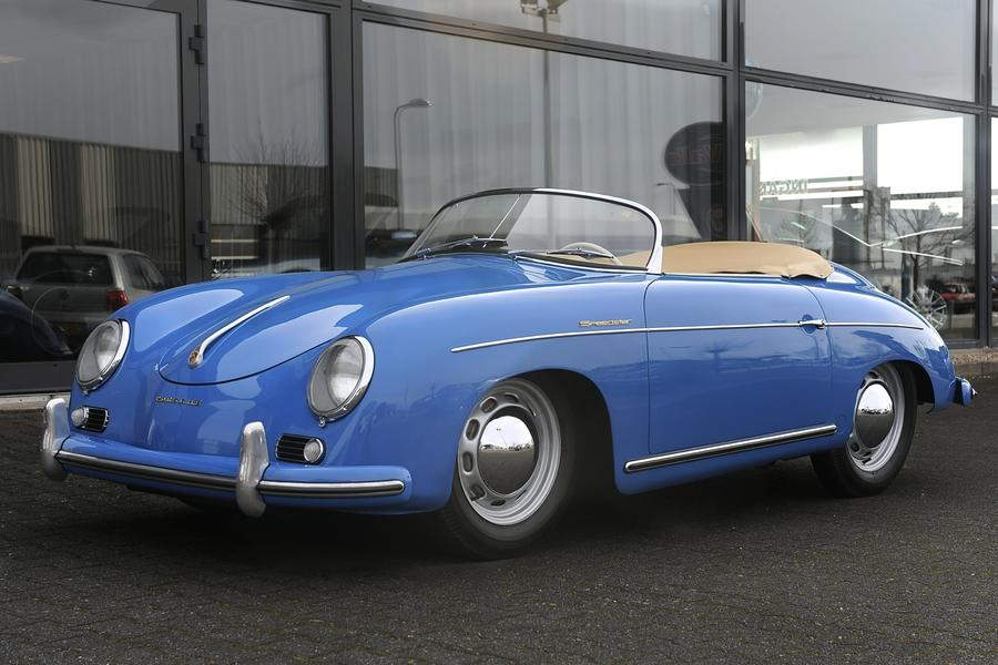 Porsche 356 Pre A 1500 Speedster 1954 For Show By Astara