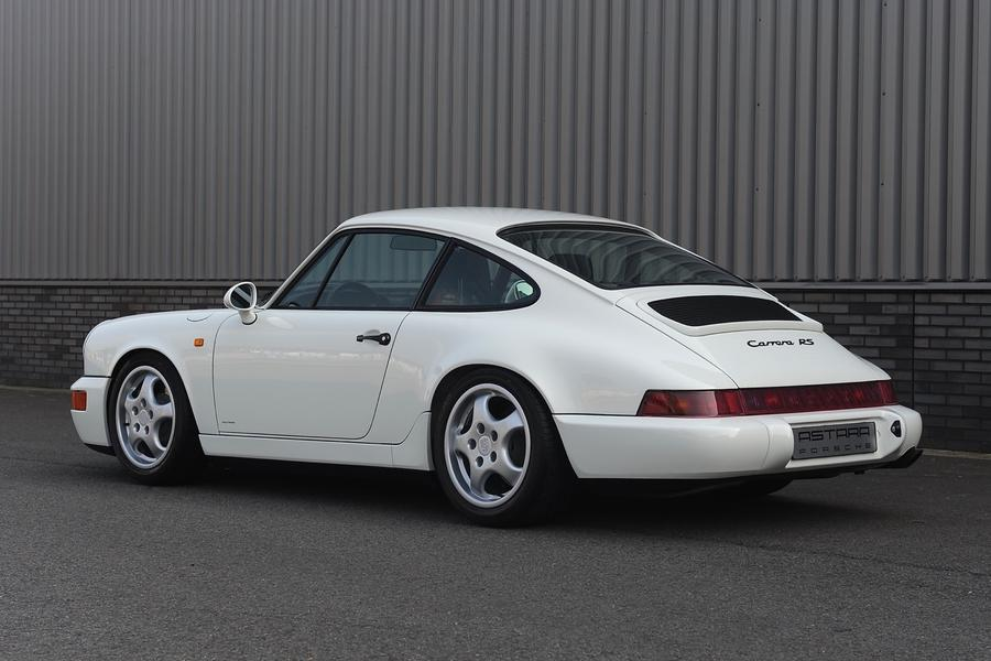 Porsche 911 964 Carrera RS 3.6 Lightweight, 1992 - #5
