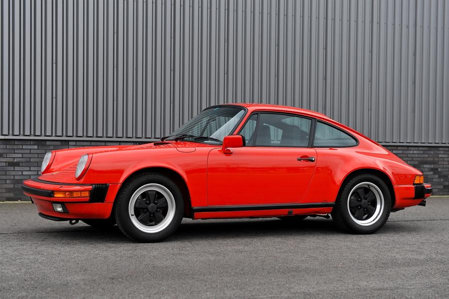 Porsche 911 G-model Carrera 3.2 Coupé 152kW-version, 1984 - #28
