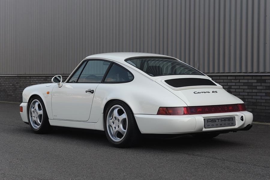 Porsche 911 964 Carrera RS 3.6 Lightweight, 1992 - #6