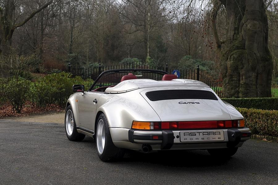 Porsche 911 G-model Speedster Turbo-look 160kW-version, 1989 - #7