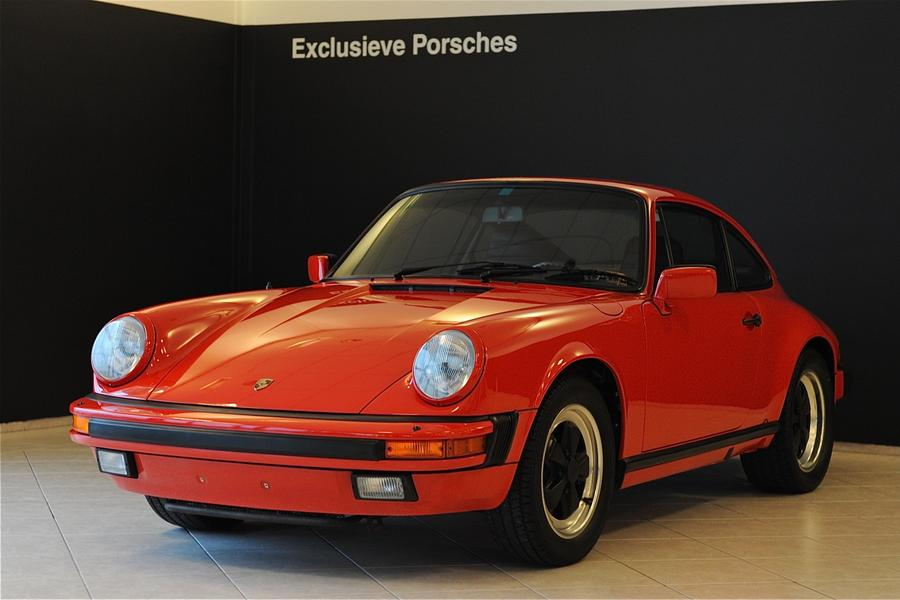 Porsche 911 G-model Carrera 3.2 Coupé 152kW-version, 1984 - #14