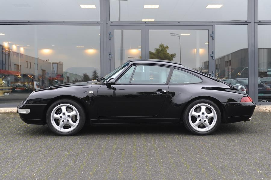 Porsche 911 993 Carrera Coupé 3.6 200kW-version, 1994 - #4