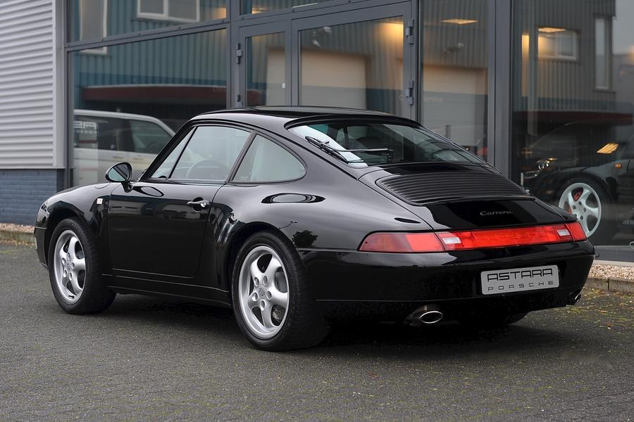 Porsche 911 993 Carrera Coupé 3.6 200kW-version, 1994 - #6