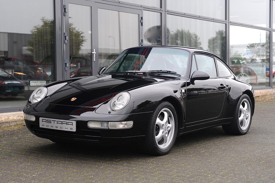 Porsche 911 993 Carrera Coupé 3.6 200kW-version, 1994 - #1
