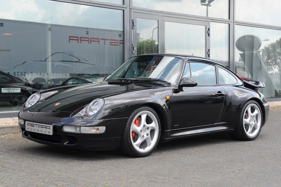Porsche 911 993 Turbo Coupé , 1998 - #3