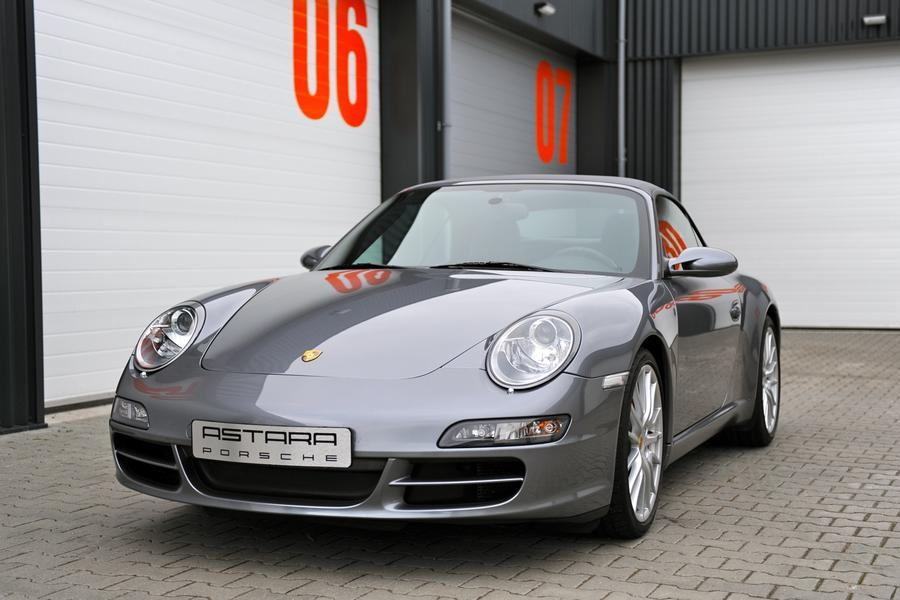 Porsche 911 997 Carrera S Cabriolet Mk1 2005 For Show By