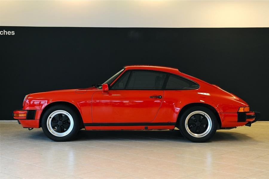 Porsche 911 G-model Carrera 3.2 Coupé 152kW-version, 1984 - #16