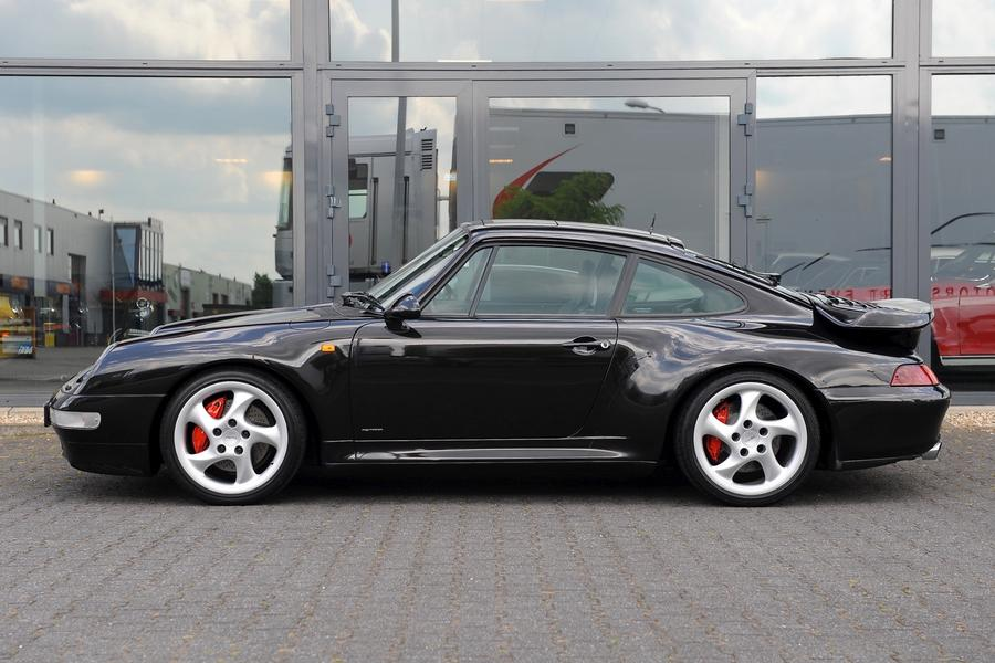 Porsche 911 993 Turbo Coupé , 1998 - #4