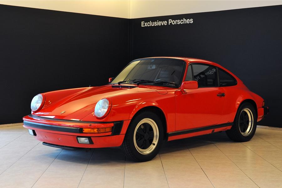 Porsche 911 G-model Carrera 3.2 Coupé 152kW-version, 1984 - #15