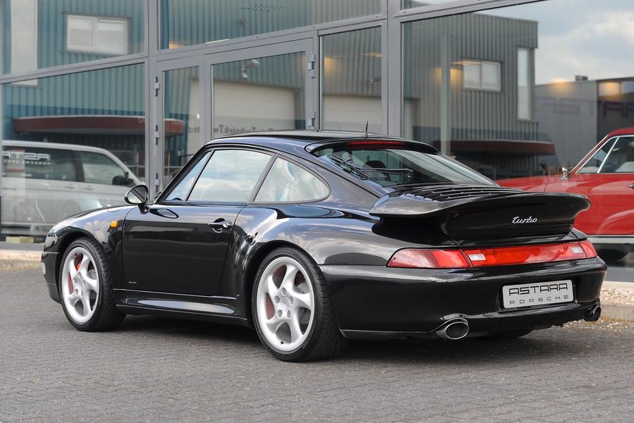 Porsche 911 993 Turbo Coupé , 1998 - #6