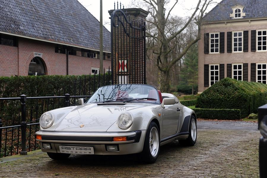 Porsche 911 G-model Speedster Turbo-look 160kW-version, 1989 - #14