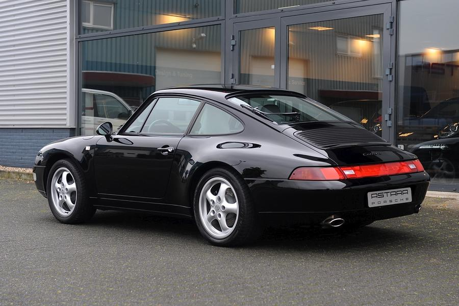 Porsche 911 993 Carrera Coupé 3.6 200kW-version, 1994 - #5