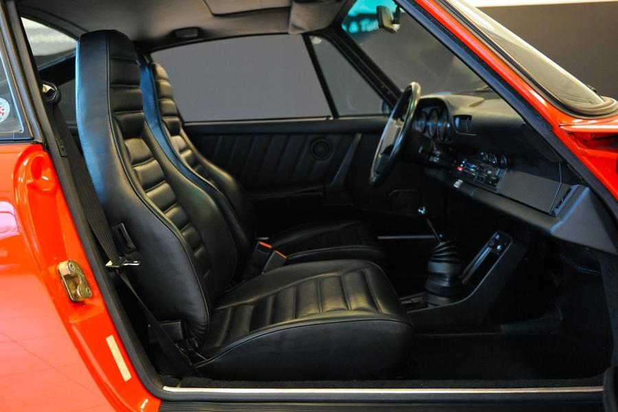 Porsche 911 G-model Carrera 3.2 Coupé 152kW-version, 1984 - #8