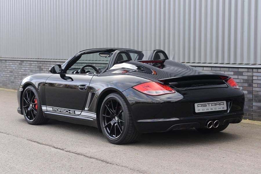 Porsche Boxster 987 2 Spyder 2011 For Sale By Astara
